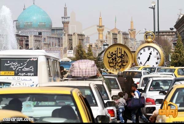 قیمت هتل در مشهد برای عید