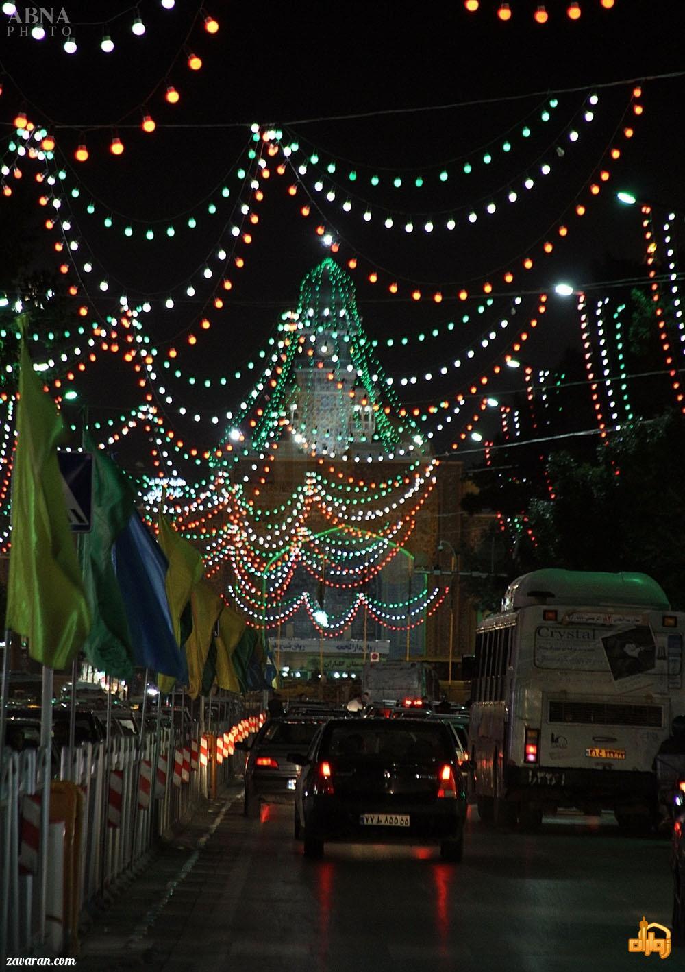 قیمت رزرو هتل در مشهد برای عید سعید غدیر و قربان