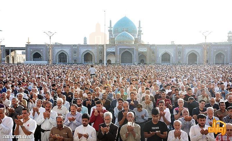نماز عید فطر98 در مشهد
