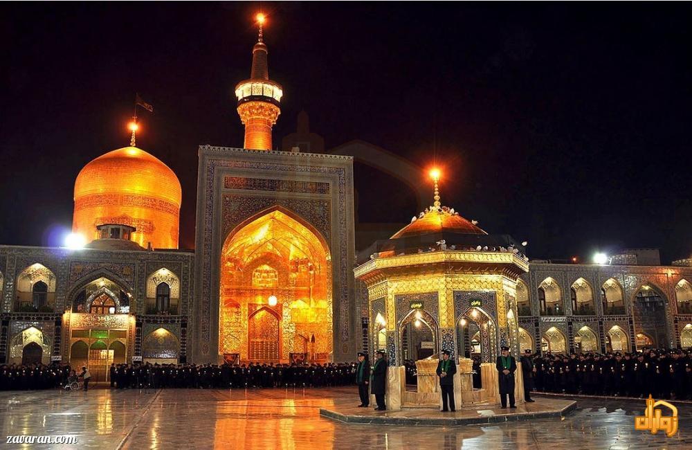 قیمت هتل در مشهد در خرداد98