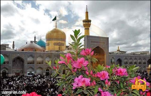 معرفی هتل قدس مشهد