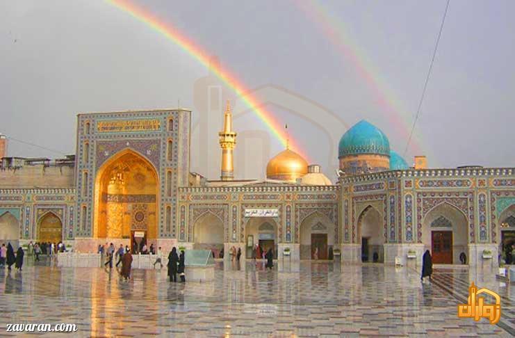 قیمت رزرو هتل در مشهد برای نوروز98