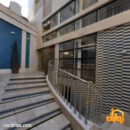 ورودی هتل تبریز مشهد