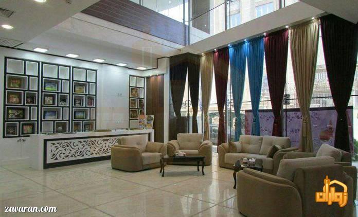 قیمت هتل شاکر مشهد در نوروز98