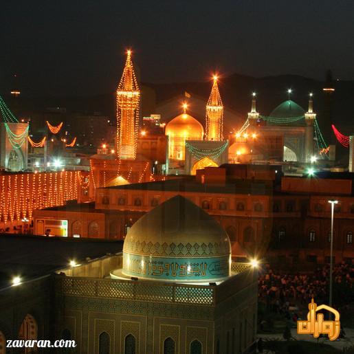 معرفی هتل تبریز مشهد