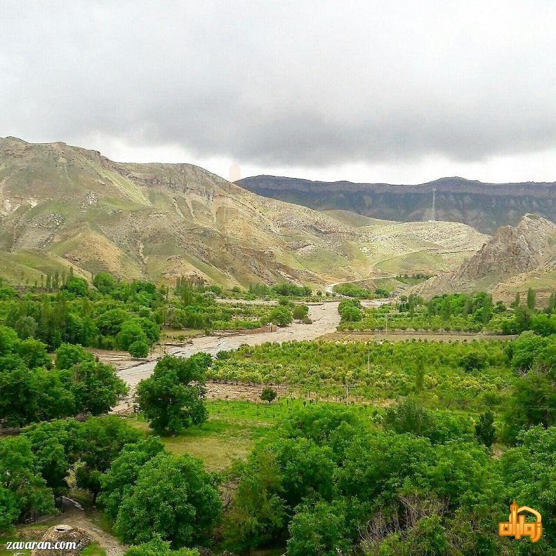 روستای آبقد چناران