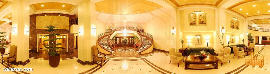 فضای داخلی هتل جواد مشهد