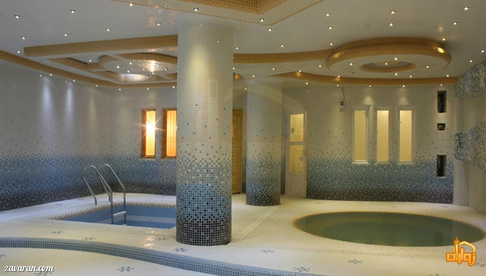 مجموعه آبی هتل منجی مشهد