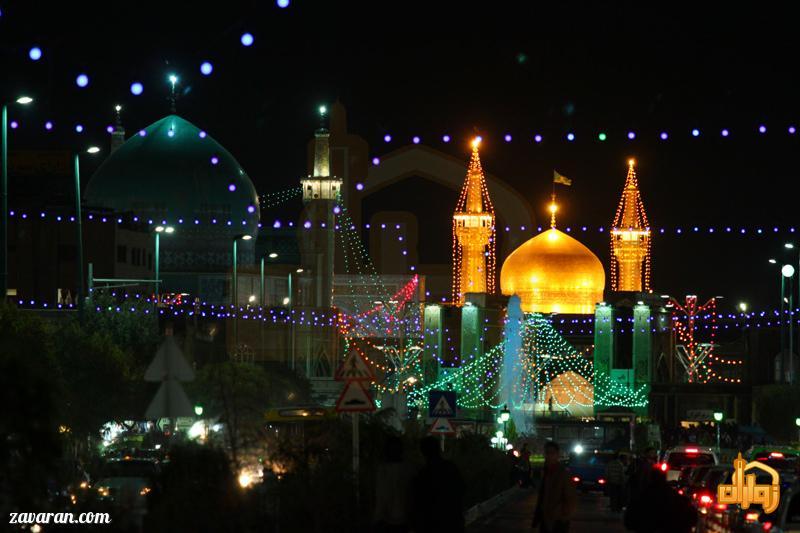 رزرو هتل قیمت مناسب در مشهد برای اردیبهشت98