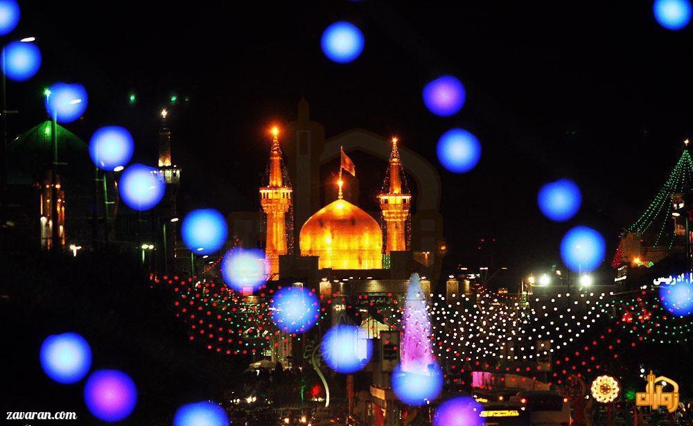 قیمت هتل آپارتمان های خوب مشهد برای آذرماه98