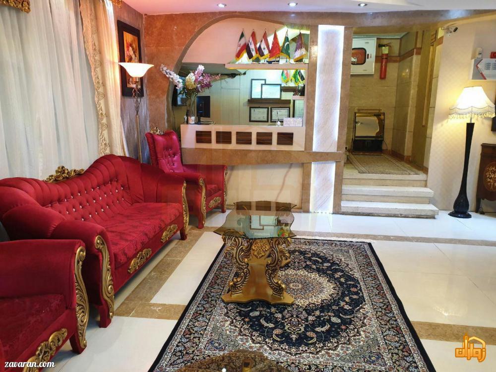 هتل آپارتمان نجف پور مشهد