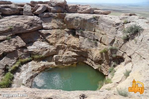 غار هندل آباد در مشهد
