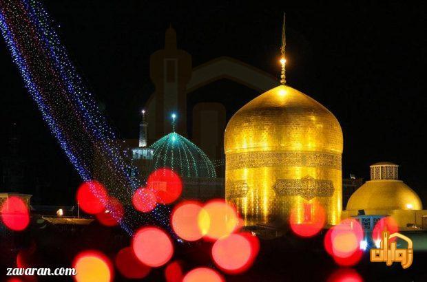 قیمت هتل آپارتمان های مشهد از7تا11 بهمن