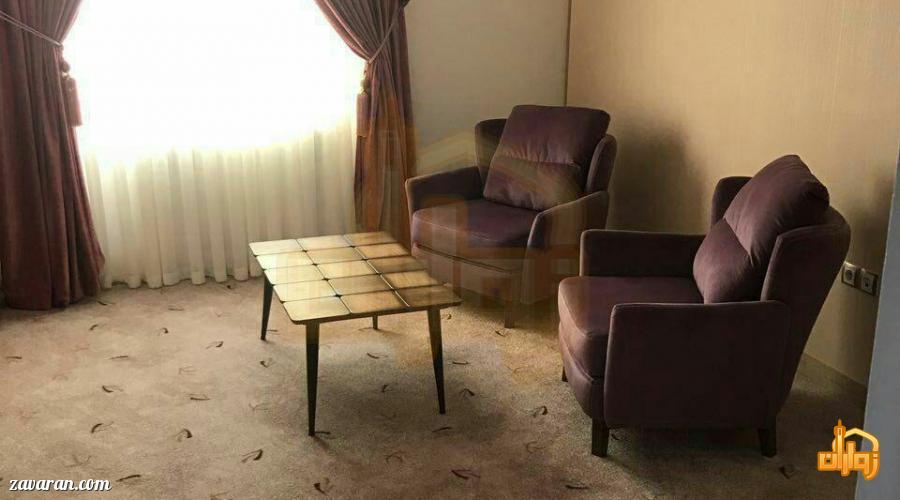 رزرو اتاق مبله هتل آپارتمان هاوین مشهد