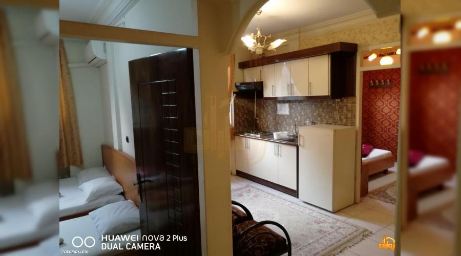 هتل آپارتمان سعید مشهد زواران تا 75% تخفیف