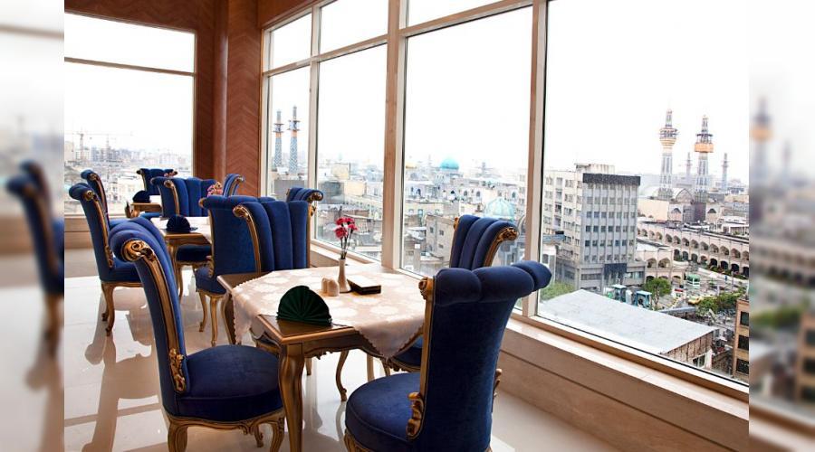 هتل  آپارتمان بشری مشهد زواران تا 75% تخفیف