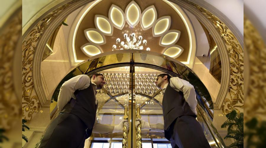 هتل 4 ستاره الماس نوین مشهد زواران تا 75% تخفیف