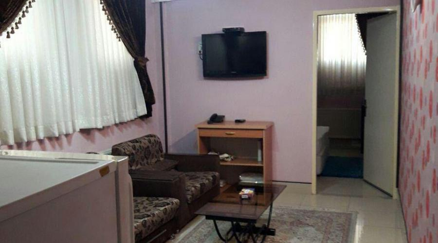 هتل آپارتمان آذین مشهد زواران تا 75% تخفیف