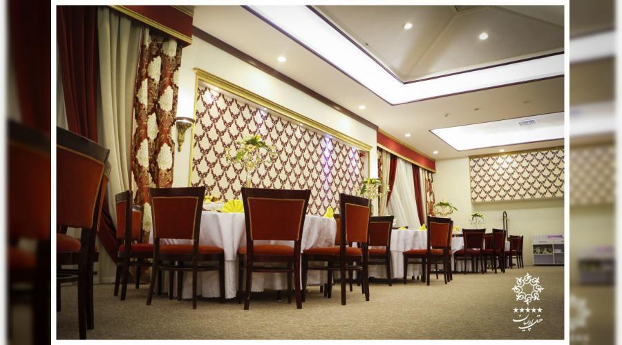 هتل 5 ستاره پردیسان مشهد زواران تا 75% تخفیف